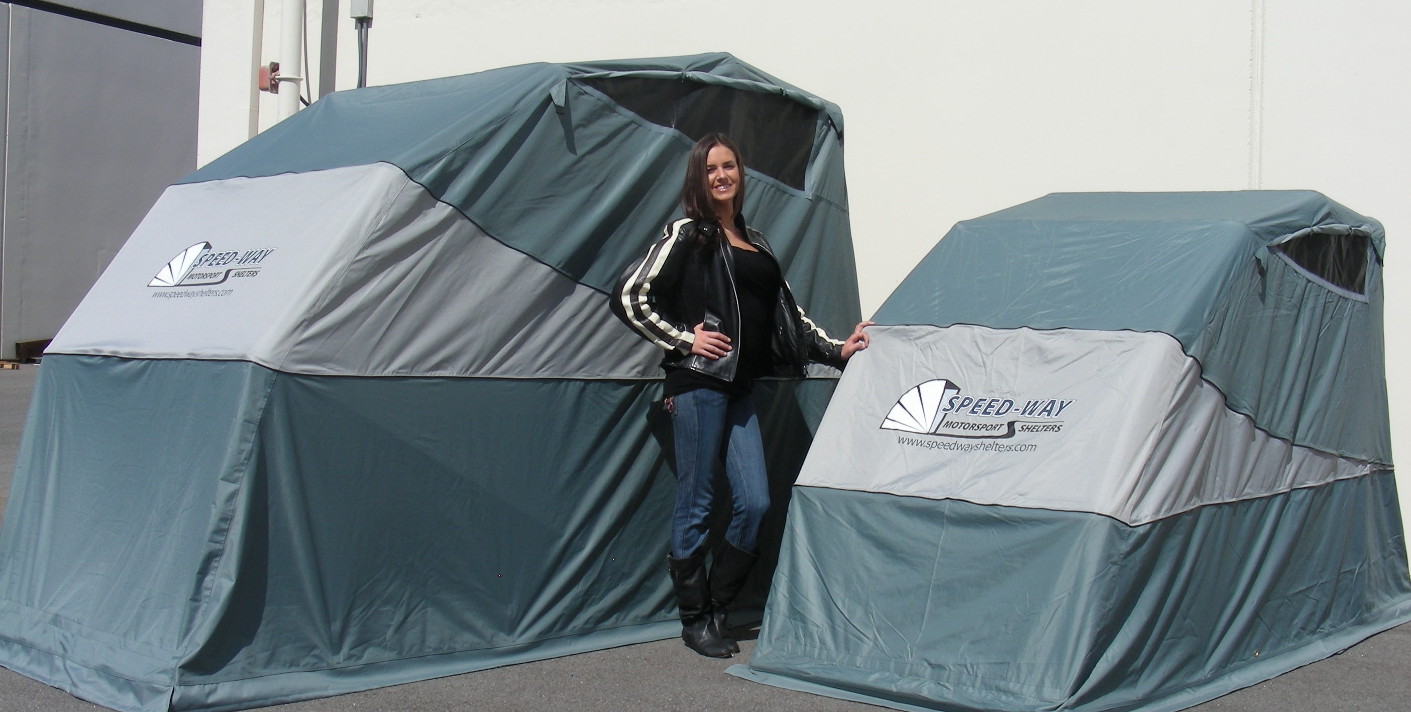 Motorcycle Covers Shelter : Speedway motorcycle cover shelters honda goldwing