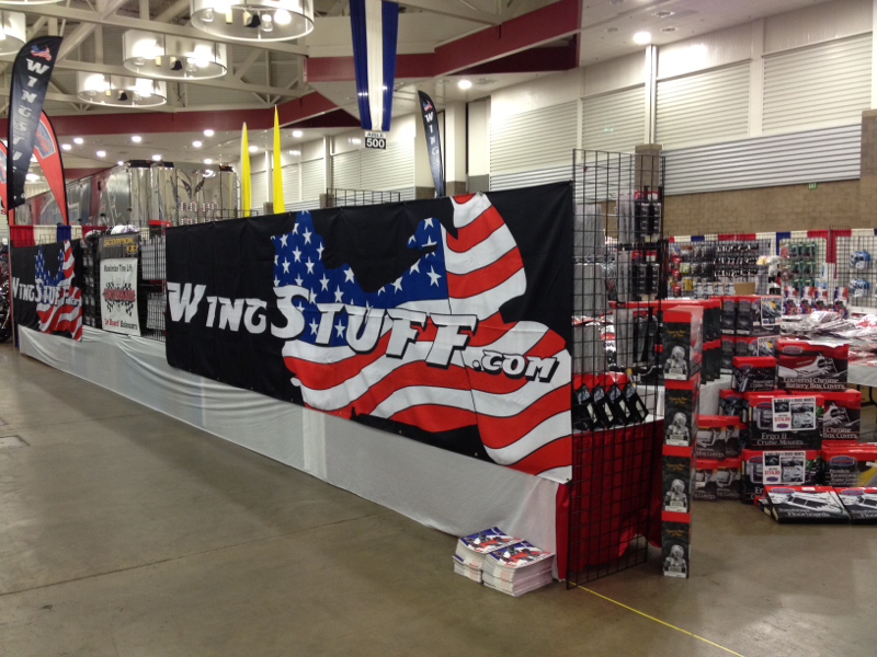 Wingstuff On The Road Again at Wing Ding 34 - - Honda ...