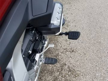 Highway Peg Mounts for 2018+ Gold Wing w/o Pegs