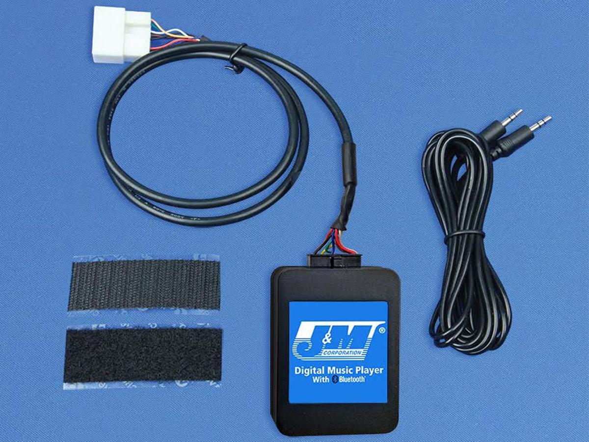 Para Honda Goldwing gl1800 Bluetooth USB mp3 AUX CD manos libres radio