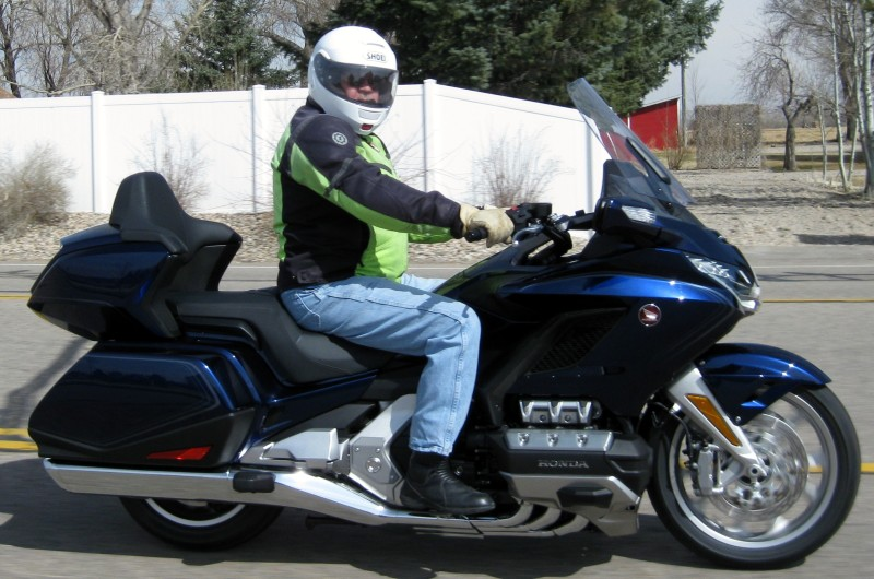 Utopia Driver Backrest for 2018 Gold Wing