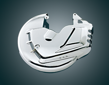 Chrome Rotor Covers for GL1800