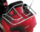 Chrome Luggage Rack for GL1800 Gold Wing