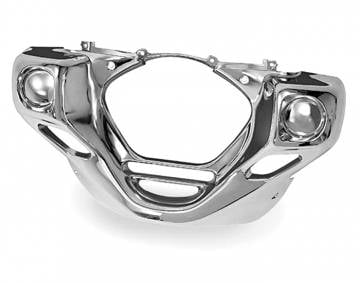 Chrome Lower Front Cowl for GL1800