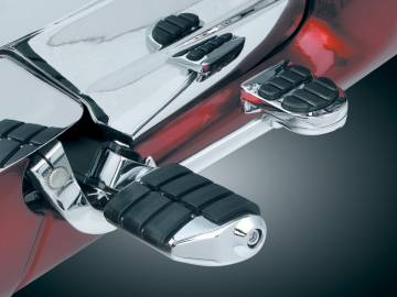 Chrome Brake Pedal Cover fits GL1500 & Valkyrie