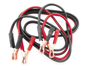 Heavy Duty 8 Ft. Motorcycle Jumper Cables