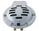 Universal Mount Loud 110db Chrome Electric Horn