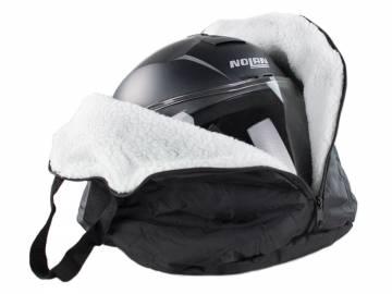 Fleece Lined Water Repellent Helmet Bag