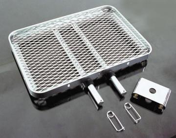 11x16 Receiver Cooler Rack