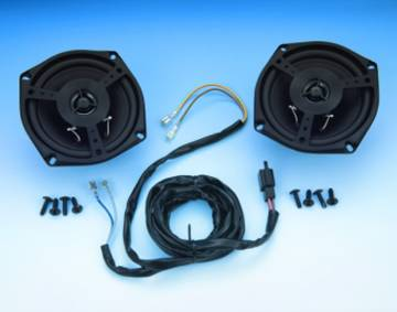 High Output Coaxial 30-Watt Speakers