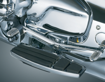 Kuryakyn Chrome Floorboards w/Heel Shifter