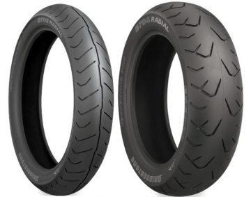 Bridgestone Tires for GL1800 & F6B