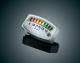 Universal Chrome LED Battery Guage Chrome LED Battery Guage