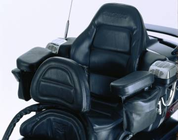 Black Passenger Armrest for GL1500