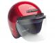 MXL Open Face Helmet Flip Clear Shields