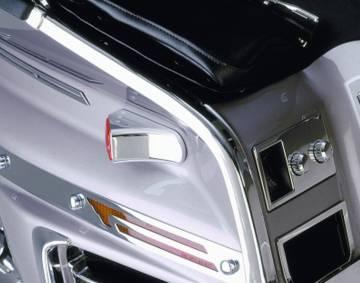 Chrome Upper Fairing Molding Set for GL1500