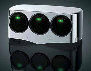 Chrome LED Master Cylinder Switch