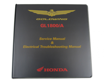 Factory Service Manual for GL1800 2006-2010