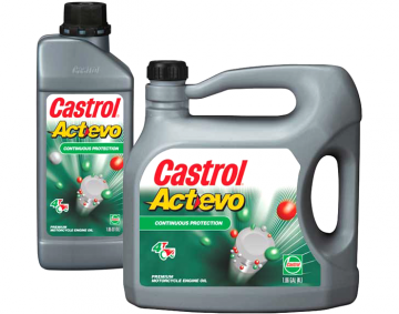 ACT-EVO 4T Engine Oil
