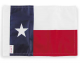 Texas Flag in 6x9 or 10x15 fits Std or Parade Flag Pole