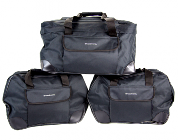 3pc Deluxe Luggage Liners w/Reinforced Corners for GL1800, GL1500