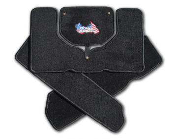 Deluxe 3pc Carpet Kit for GL1800 2001-2010