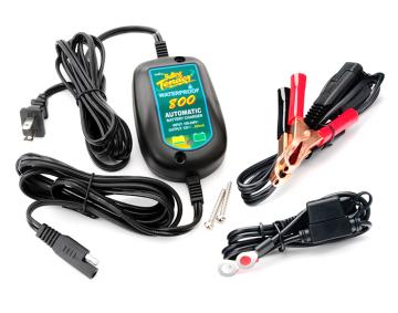 Waterproof Battery Tender 12V 800 mAmp