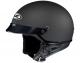 CS-2N Half Helmet Flat Black