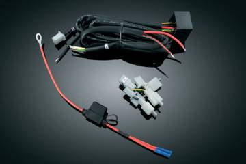 Plug & Play Wire Harness w/Relay