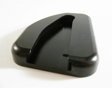 Black Anodized Sidestand Pad