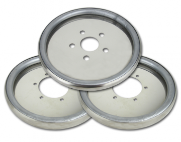 Centramatic Stainless Wheel Balancers for GL1800