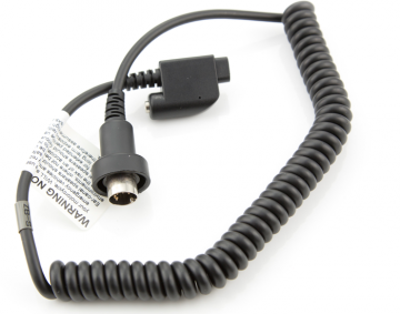 Z-Series 8 Pin Lower Cord w/Ear Speaker Jack