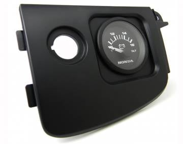 Volt Meter With Back Panel