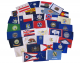 """US State & Territory 6"""" x 9"""" Flags"""