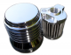 Stainless Steel Micronic Cleanable Lifetime Oil Filters for GL1800 & GL1500