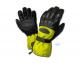 Mens 4370 All Season Series Cold Throttle Gloves Hi Viz