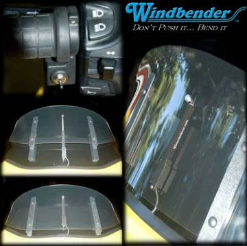 "Windshield ""Optional"" Electric Adjusting Kit"