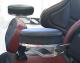Triple Chrome Plated Adjustable Flip Up Armrests for GL1800