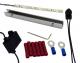 Chrome LED Windshield Lighting Kits