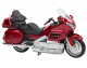 Burgundy 1:12 Scale Gold Wing Toy Model
