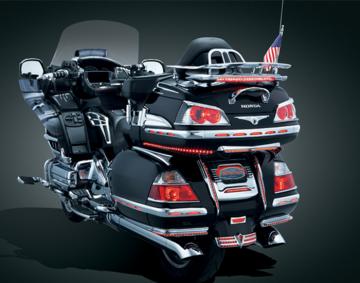 LED Vertical Rear Run-Brake Strips