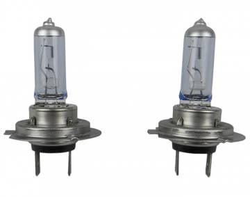 H7 55 Watt Hi/Low Beam Bulb Set