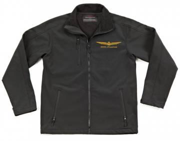 Mens GW Logo Soft Shell Jacket