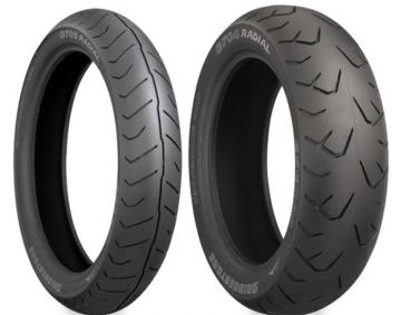 Bridgestone Tire COMBO for GL1800 G704/G709