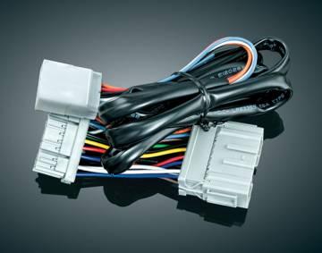 Rear Accessory Light Plug & Play Harness