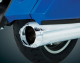 Die Cast Exhaust Tips Chrome for GL1800