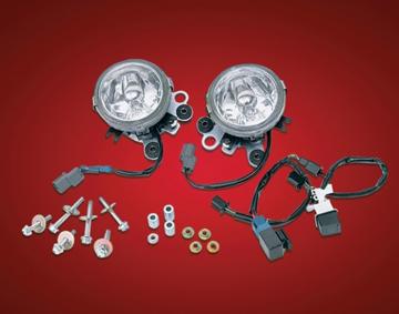 Fog Light Kit w/Clear Lens for GL1800