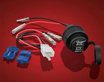 2-Port USB Auxiliary Socket for GL1800