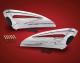 LED Saddlebag Scuff Accents for GL1800 2nd Gen, F6B