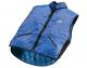 HyperKewl Deluxe Vest Blue